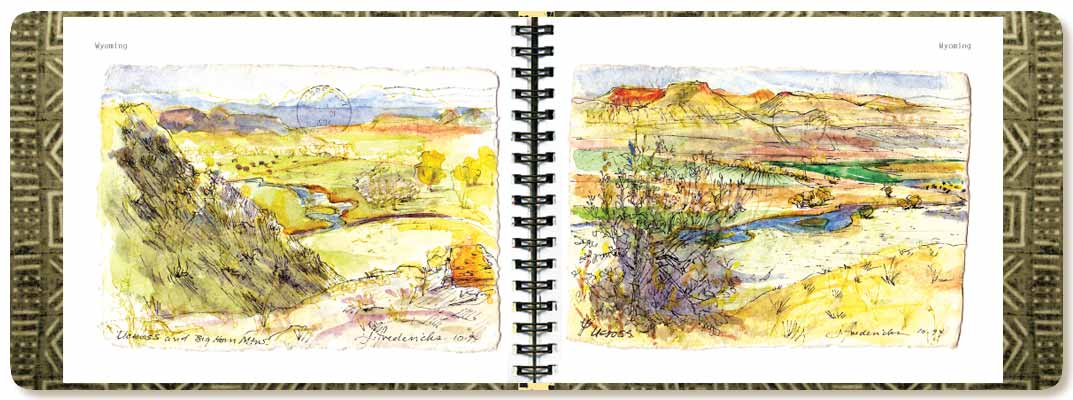 Janet Fredericks's Travel Journal