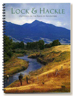 Lock & HackleLock brochure cover