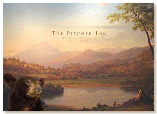 The Pitcher Inn brochure cover