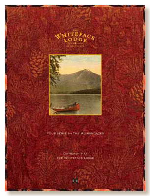 Whiteface Lodge brochure cover